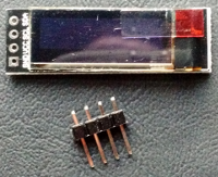 OLED Display Front