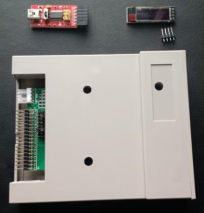 GOTEK USB Adapter & OLED Display